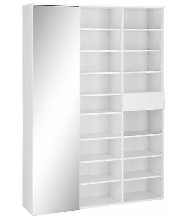 borchardt m bel kompaktgarderobe tore breite 136 cm. Black Bedroom Furniture Sets. Home Design Ideas