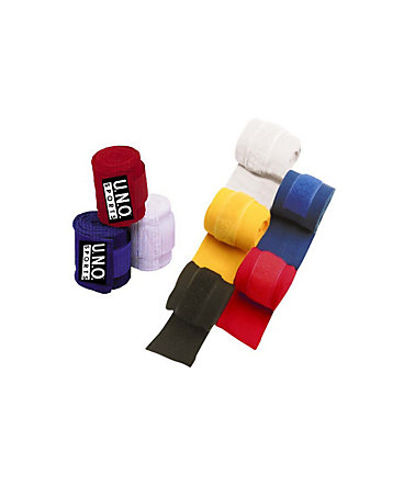 Boxbandage, U.N.O.-Sports®, »Club« - weiß