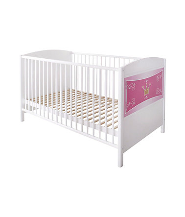 rauch PACK`S Kinder-/Babybett, Made in Germany -