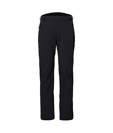 Jack Wolfskin Softshellhose »ACTIVATE WINTER PANTS MEN« - schwarz - 102102 - Normalgrößen