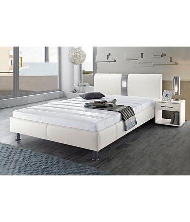 bett in 3 verschiedenen ausf hrungen m bel. Black Bedroom Furniture Sets. Home Design Ideas