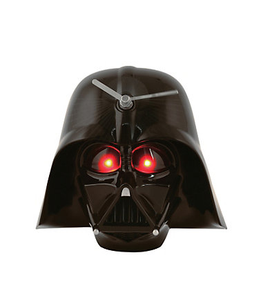 JOY TOY, 3D Wanduhr,  »Darth Vader - mit Sound, Star Wars« -