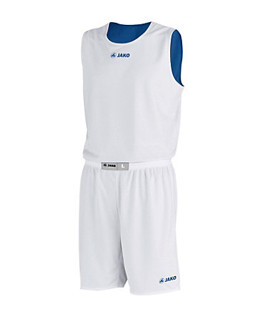 JAKO Basketball Wendeshort Change Herren - royal/weiß - L0