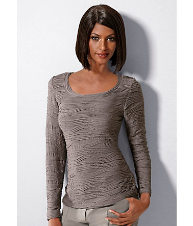 Classic Inspirationen Shirt - taupe - 3636