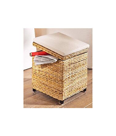 home affaire sitzhocker sch nerempfang mit stauraum schwab versand sitzs cke hocker. Black Bedroom Furniture Sets. Home Design Ideas