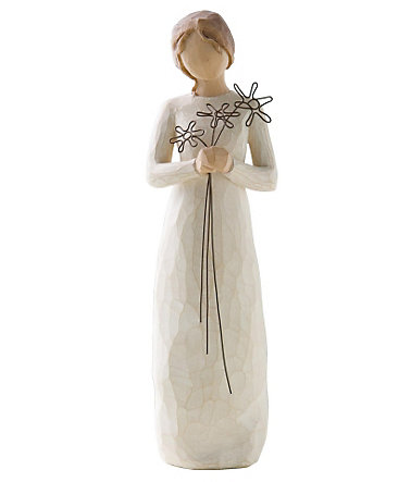 Figur, Willow Tree, »Dankbarkeit« -