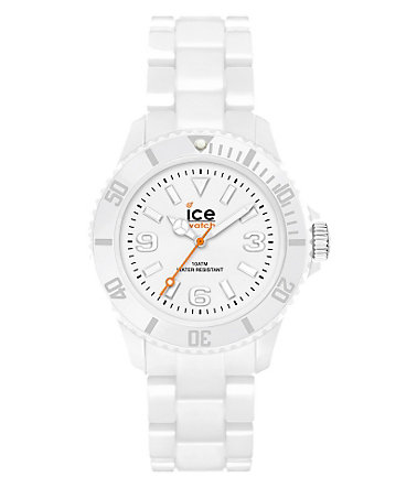 ice-watch Quarzuhr »ICE-SOLID, White Small, SD.WE.S.P.12« - weiß