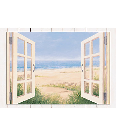 Home affaire, Bild Kunstdruck, »Spring Day Morning«, 112,4/82,4 cm -