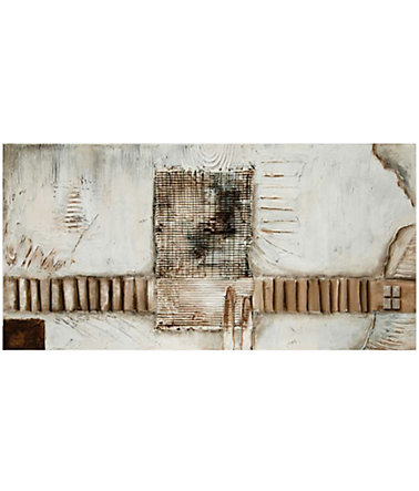 Premium Collection by Home affaire Originalgemälde auf Leinwand »Exceptionally«, 100/50 cm -