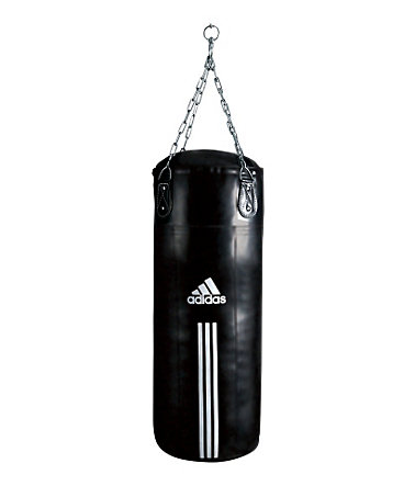 Boxsack, adidas Performance, »PU Training Bag« - schwarz