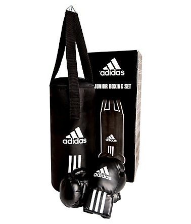 SET: Kinder-Box-Set, adidas Performance - schwarz