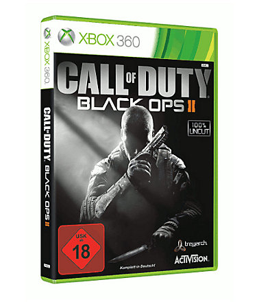 Call of Duty: Black Ops 2 - uncut Xbox 360 -