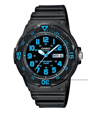 "Casio Collection, Armbanduhr, ""MRW-200H-2BVEF"" -"