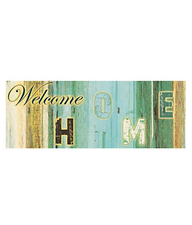 Home affaire, Schlüsselbrett, »Welcome home«, 40/15 cm -