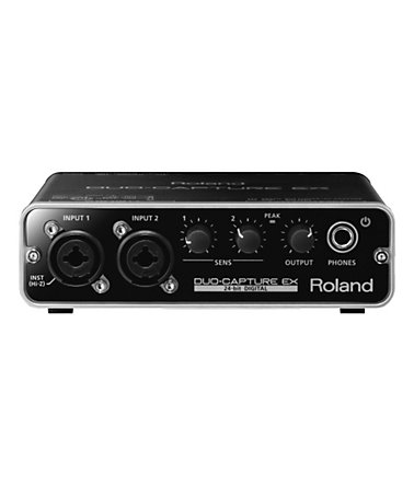 Audio Interface, Roland, »DUO CAPTURE EX« -