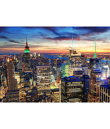 Home affaire Fototapete »New York«, Größe: 272/198 cm -