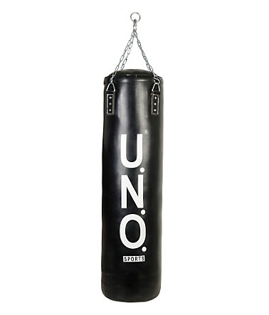 Boxsack , U.N.O.-Sports®, »Fight 100«. - schwarz