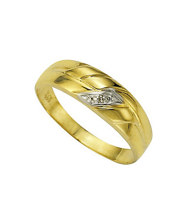 Vivance Ring mit Diamant - 17=53mmUmfang17