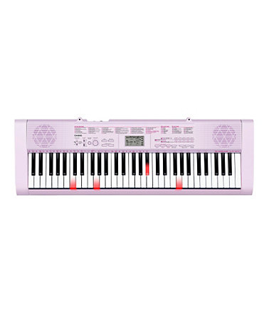 Casio® Keyboard Set, »LK-125/127« - pink