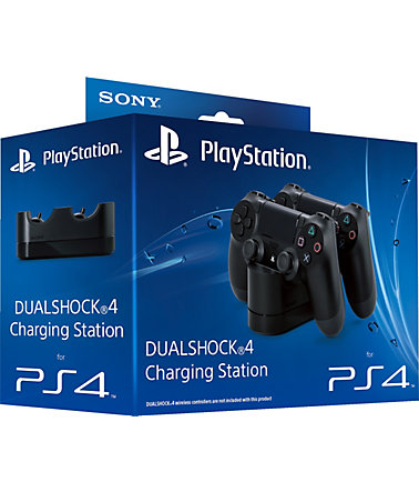 PlayStation 4 Dualshock4 Controller Ladestation - schwarz