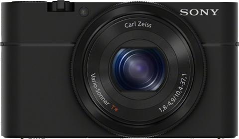 Sony »Cyber-Shot DSC-RX100M1« Kompaktkamera...