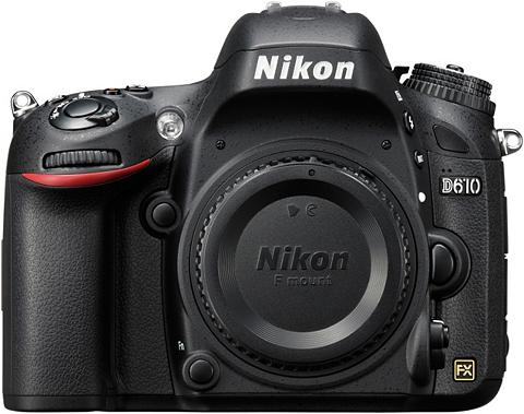 Nikon »D610« Spiegelreflexkamera (243 MP Vid...