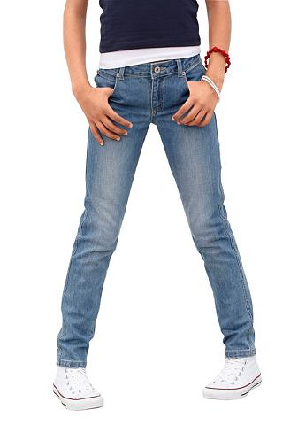 CFL džinsai su 5 kišenėmis