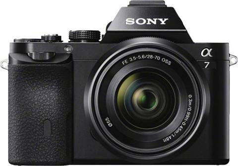 SONY Alpha ILCE-7K Sisteminis Kamera SEL-28...