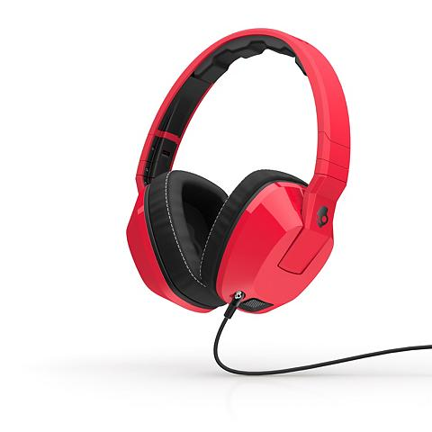 Ausinės »CRUSHER OVER-EAR W/MIC 1 Red/...