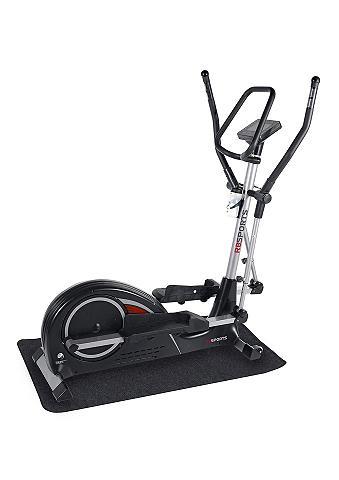 Crosstrainer-Ergometer-Set ir kilimėli...