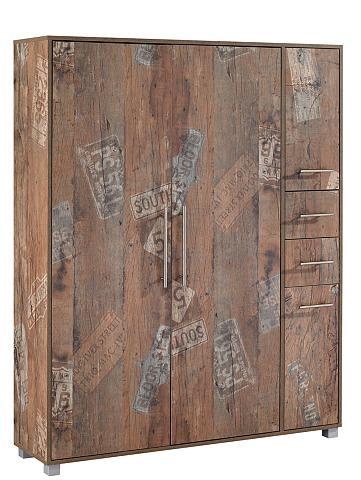 SCHILDMEYER Batų spintelė »Pisa« plotis 132 cm su ...