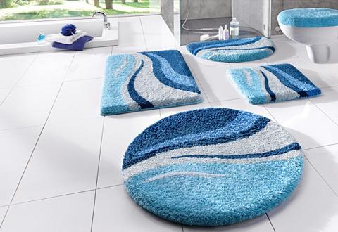 Vonios kilimėlis ovali