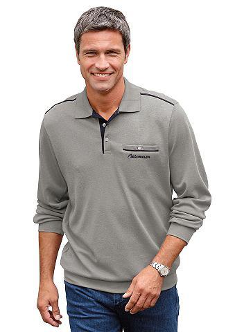 CATAMARAN Sportinio stiliaus megztinis su užsėga...