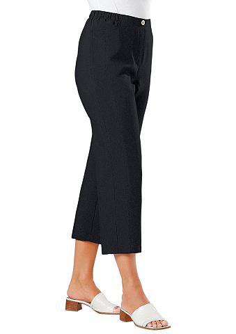 CLASSIC BASICS 7/8 ilgio kelnės in laisvo stiliaus ir...