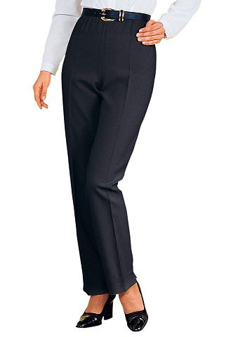 CLASSIC BASICS Kelnės su elastingas liemuo