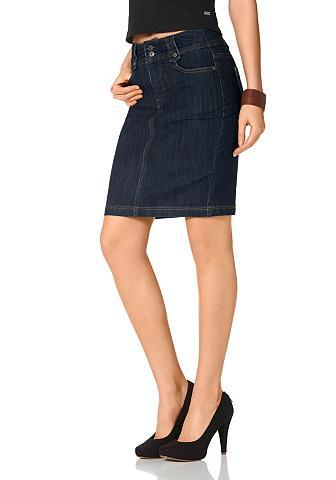 Džinsinis sijonas »Pencil-Skirt«