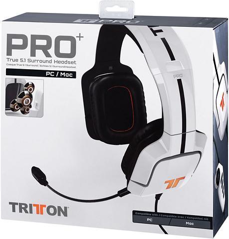 Ausinės Tritton Pro+ True Weiss 5.1 Su...