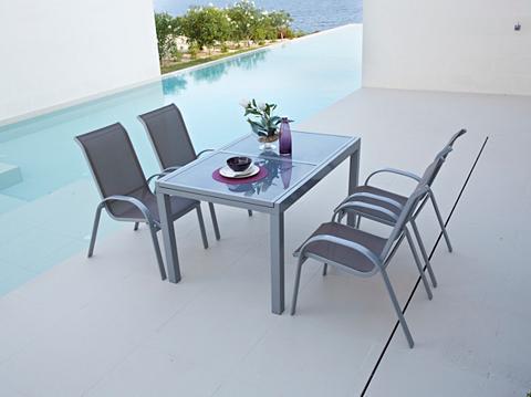 Sodo baldų komplektas »Amalfi« 5 vnt. ...