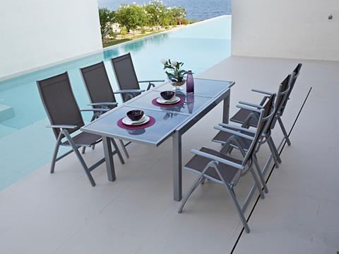 Sodo baldų komplektas »Amalfi« 7-tgl. ...