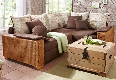 Kampinė sofa »Kenia« su miegojimo funk...