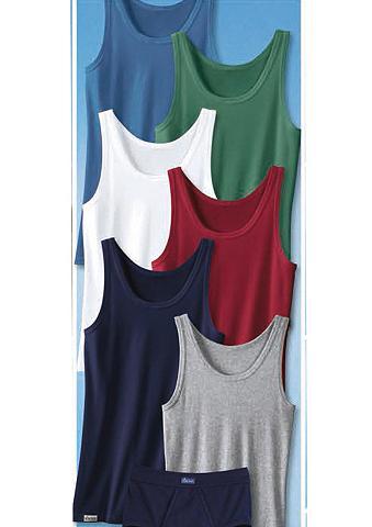 Apatiniai marškinėliai (3 vnt.)