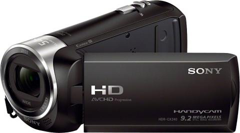 Sony »HDR-CX240E« Camcorder (Full HD 27x op...
