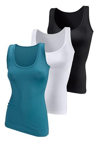 VIVANCE ACTIVE Marškinėliai be rankovių (3 vienetai) ...