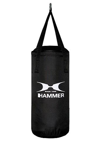 HAMMER Bokso kriaušė Nylon juoda spalva »Fit«...