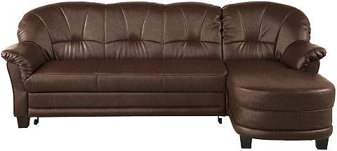 Kampinė sofa »Camelita« patogi su mieg...