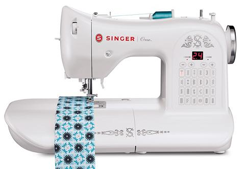 SINGER Siuvimo mašina One 24 Nähprogramme