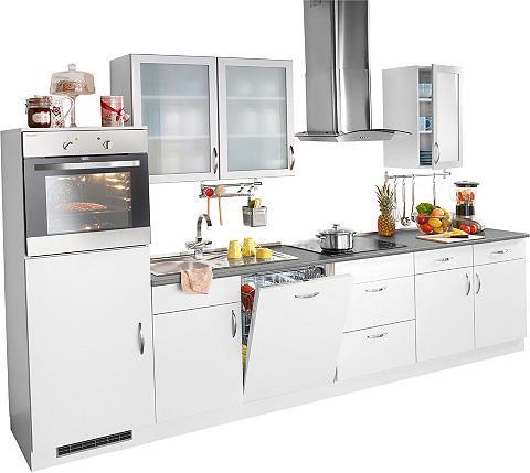 Virtuvės baldų komplektas su Elektroge...