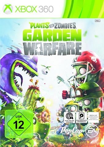 XBOX 360 - Spiel »Plants vs Zombies Ga...