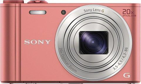 SONY »Cyber-Shot DSC-WX350« Superzoom-Kamer...