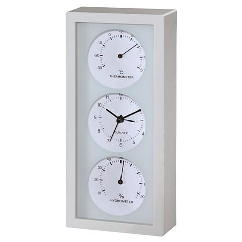 Termometras Hygrometer TH35-A »Uhr-/We...